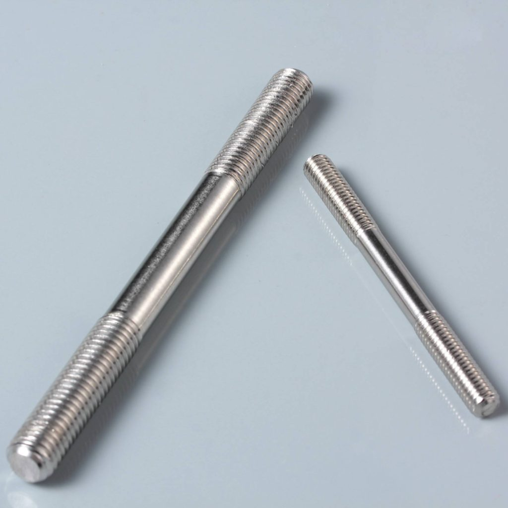Stainless steel 316 stud bolt double ended 1 1024x1024 - Шпильки