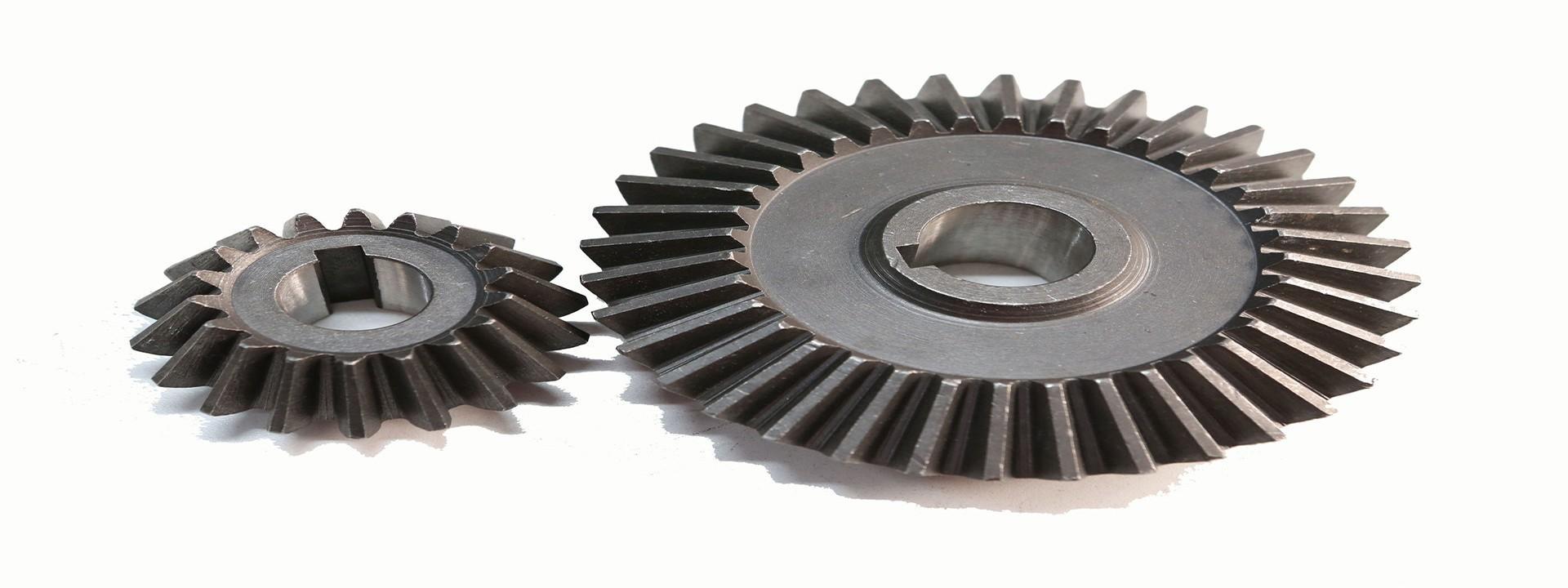 yp148 - Изготовление конических зубчатых колес